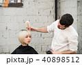 サロン 髪 毛の写真 40898512