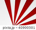 赤 背景 会社のイラスト 40900301