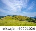 青空 空 雲の写真 40901020