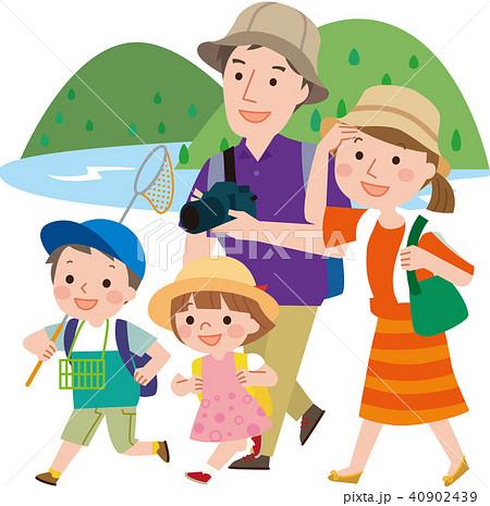 家族の夏休み 40902439