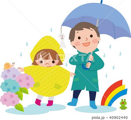 梅雨のこども 40902440