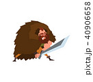 刀 剣 剣技のイラスト 40906658