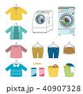 洗濯 いろいろ 40907328