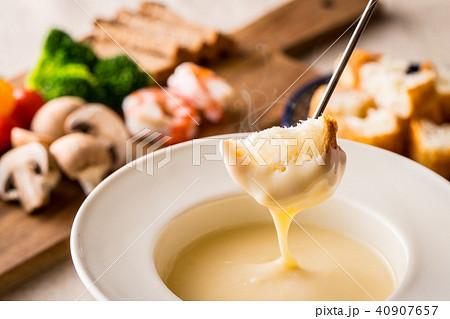 チーズフォンデュ 40907657