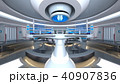 宇宙船 宇宙基地 スペースシップのイラスト 40907836