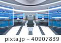 宇宙船 宇宙基地 スペースシップのイラスト 40907839