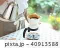 コーヒー ドリップコーヒー 飲み物の写真 40913588