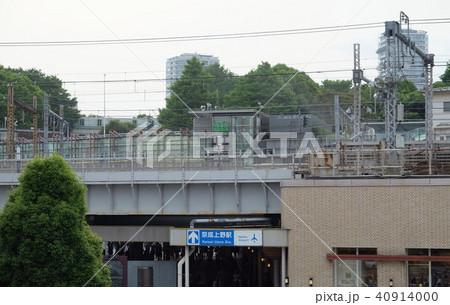 JR上野駅 ガード 京成上野駅案内板 40914000