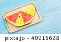 すいか スイカ 西瓜の写真 40915628