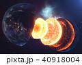 地球 大地 構造のイラスト 40918004