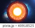 地球 大地 構造のイラスト 40918525
