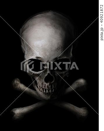 背景-骸骨 40921872