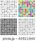 100 100 クリエイティブのイラスト 40921940