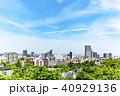 都市の風景・高層ビルが増加している仙台市全景 40929136