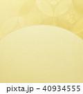 背景 和柄 金箔のイラスト 40934555