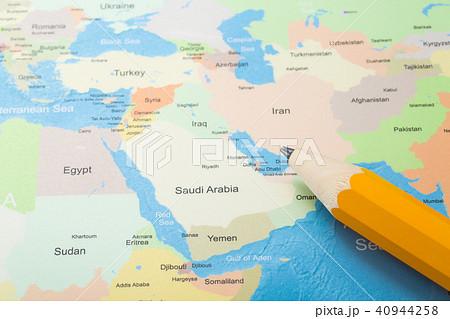 地図 40944258