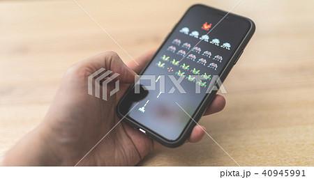 ゲームアプリ 40945991