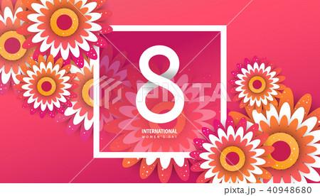 International women's day poster 40948680