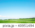 阿蘇 草原 風景の写真 40951494