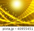 閃光 未来的 放射光 銀河 炸裂 抽象的 アブストラクト 40955451