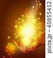 閃光 未来的 放射光 銀河 炸裂 抽象的 アブストラクト 40955452