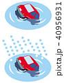 損害保険 大雨、台風などで車が水没 40956931