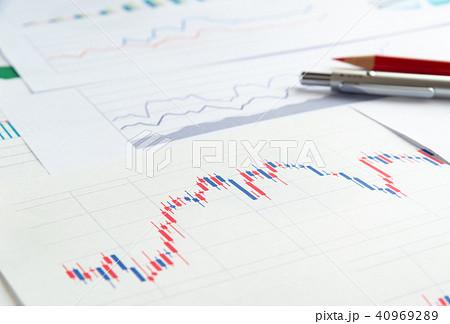 資産運用 投資信託 チャート ローソク足 データ 40969289