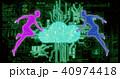 グラフィックデザイン 40974418