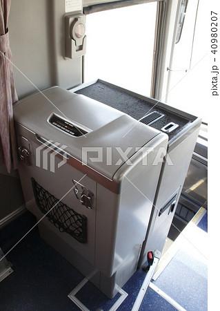 観光バスの冷蔵庫(ヒュンダイ・ユニバース) 40980207