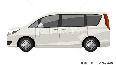 自動車:ミニバン 40987080