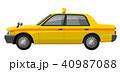 ベクター 乗り物 車のイラスト 40987088