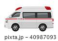 乗り物 車 自動車のイラスト 40987093