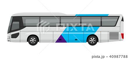 観光バス、高速バス、夜行バス 40987788