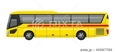 観光バス、高速バス、夜行バス 40987789