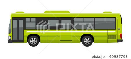 路線バス 40987793