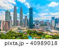 マレーシア クアラルンプールの街並み 40989018