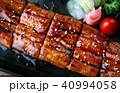 料理 うなぎ ウナギの写真 40994058