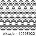 シームレス パターン 柄のイラスト 40995922