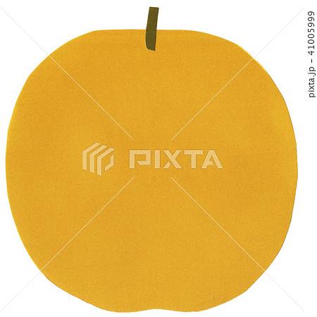 切り絵 果物 梨 なし 41005999
