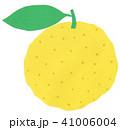 切り絵 果物 フルーツのイラスト 41006004