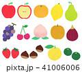 切り絵 果物 フルーツセット 41006006
