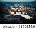 ベッキオ橋 街 フィレンツェの写真 41008339