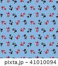 金魚 模様 パターンのイラスト 41010094