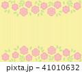 薔薇 ストライプ 41010632