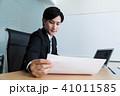 ビジネス ビジネスマン 会議の写真 41011585