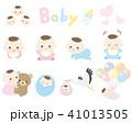 赤ちゃん12 41013505