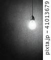 裸電球の光 41013679