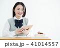 高校生 勉強 タブレットの写真 41014557