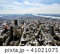 Cityscape view of Manhattan 41021075