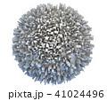 惑星 建造物 テクノロジーのイラスト 41024496